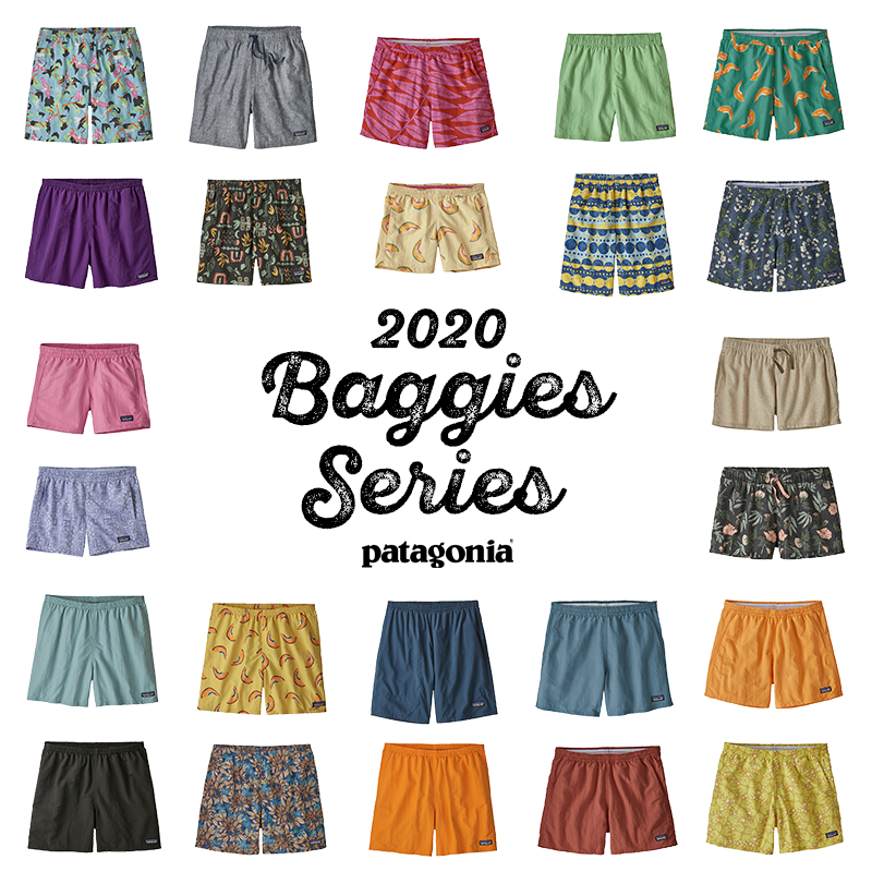 2020 Baggies Series patagonia
