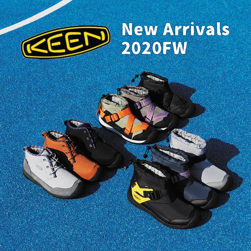 KEEN New Arrivals 2020FW