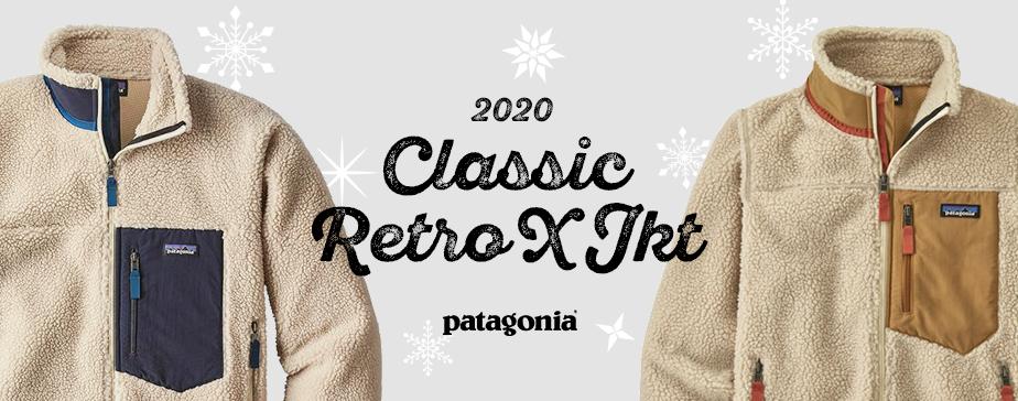2020 Classic Retro X Jkt patagonia