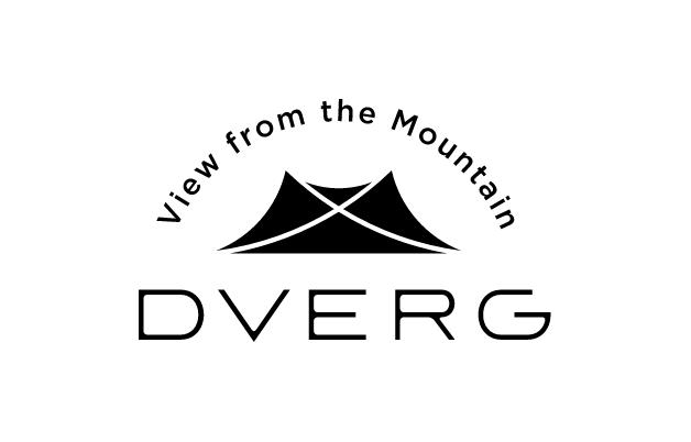 DVERG(ドベルグ)ロゴ