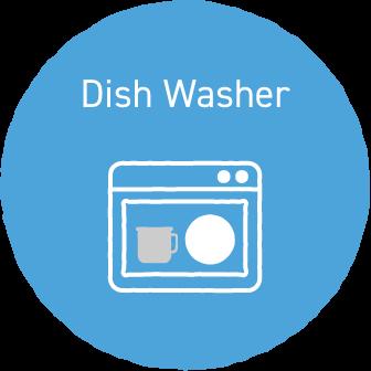 食洗機も使える