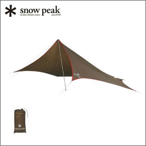 Snow peak ライトタープ ペンタシールド