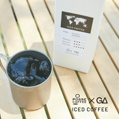 THE GATE×POSSE COFFEEアイスコーヒー