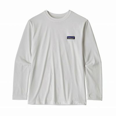patagonia パタゴニア L/S ボーイズL/SキャプリーンクールデイリーTシャツ