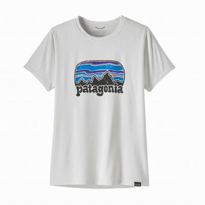 patagonia パタゴニア キャプリーンクールデイリーグラフィックシャツ