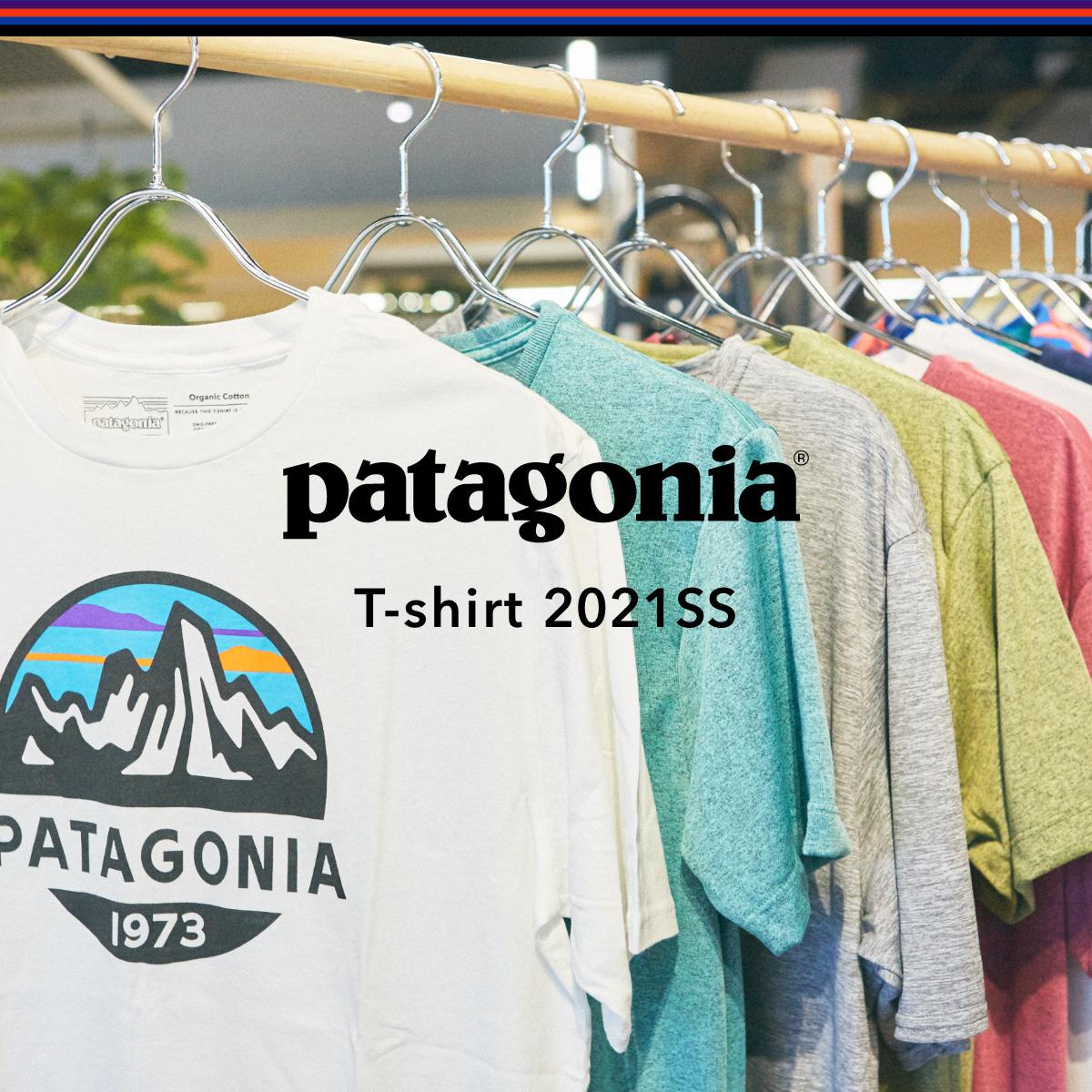 patagonia パタゴニア Tshirt 2021SS