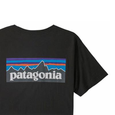 patagonia パタゴニア P6 ロゴ オーガニックTシャツ