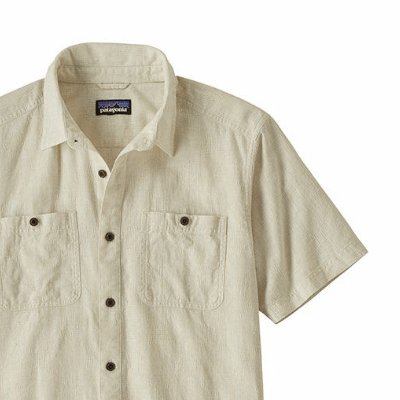 patagonia パタゴニア バックステップシャツ
