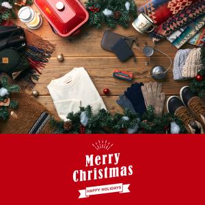 いよいよ楽しいクリスマス!ギフトコレクション特集