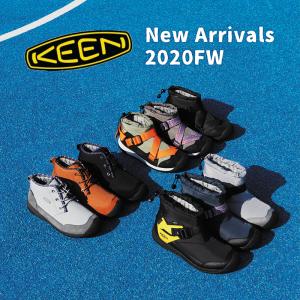 KEEN待望の新商品!3足のウォータープルーフ!