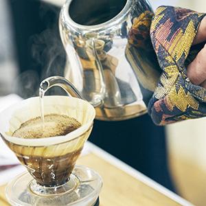 ショップコラボ企画!アウトドアコーヒーの美味しい淹れかた
