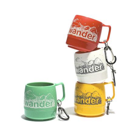 and wander / アンドワンダーダイネックス