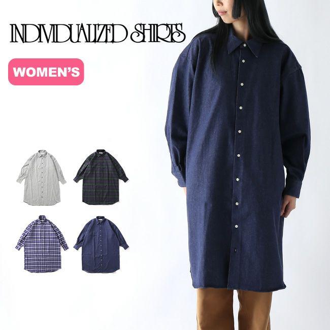 インディビジュアライズドシャツ/レディースワイドワンピース